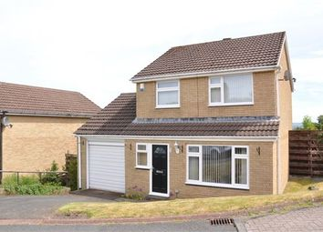 Thumbnail 3 bed detached house for sale in Iveson Road, Hexham