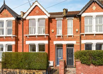 Thumbnail 3 bed terraced house for sale in Fairfax Road, London
