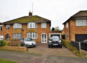 Thumbnail 3 bed semi-detached house for sale in Lumbertubs Lane, Abington, Northampton