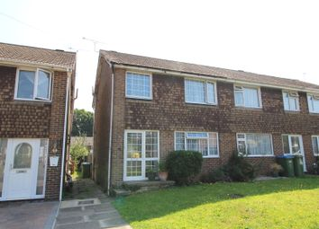 Thumbnail 3 bedroom semi-detached house for sale in Lawson Close, Swanwick, Southampton, Hampshire