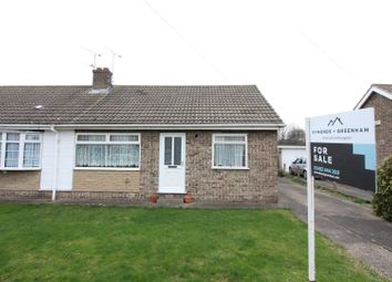 2 bed semi-detached bungalow for sale in Sylvia Close, Hull HU6