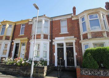 Thumbnail 2 bedroom flat for sale in Westbourne Avenue, Bensham, Gateshead, Tyne & Wear