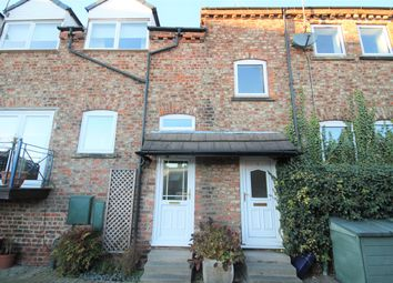 Thumbnail 2 bed end terrace house for sale in George Court, York
