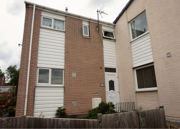 Thumbnail 2 bed end terrace house for sale in Wellsfield, Telford