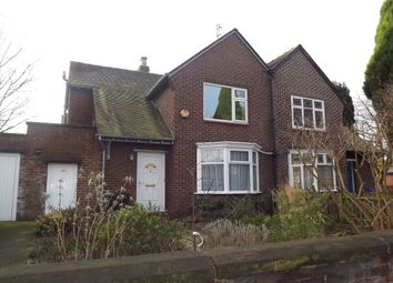 Thumbnail 3 bed property to rent in Mauldeth Road, Withington