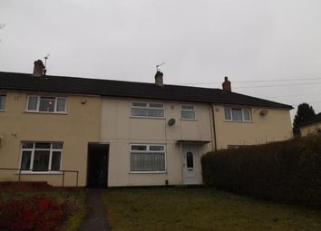 Thumbnail 2 bedroom terraced house for sale in Tamerton Road, Bartley Green, Birmingham, West Midlands