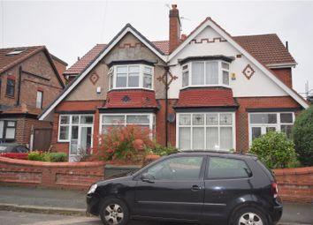Thumbnail 3 bed semi-detached house to rent in Astor Road, Burnage, Manchester