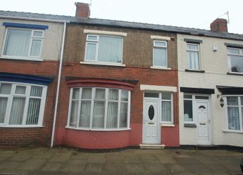 Thumbnail 3 bedroom terraced house for sale in Falkirk Street, Thornaby, Stockton-On-Tees