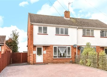 Thumbnail 3 bed semi-detached house for sale in Kingston Road, Camberley, Surrey