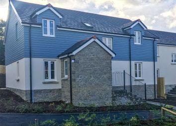 Thumbnail 4 bedroom detached house for sale in Cillgeran (Plot 25), Green Meadows Park, Narberth Road, Tenby