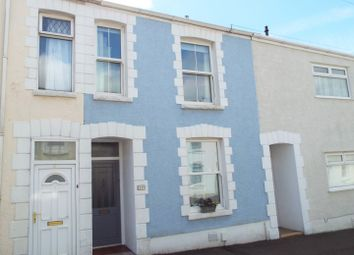 Thumbnail 2 bedroom terraced house for sale in 35 Edgeware Road, Uplands, Swansea