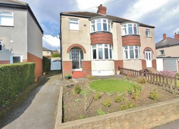 Thumbnail 3 bed semi-detached house for sale in Dransfield Road, Crosspool, Sheffield