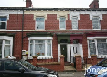 4 bed terraced house for sale in Hartington Road, Stockton On Tees TS18