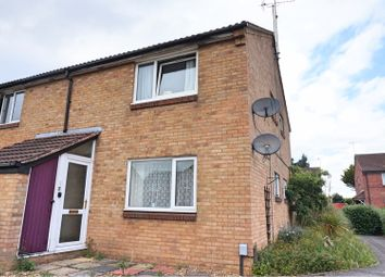 Thumbnail 1 bed maisonette for sale in Thornford Drive, Swindon