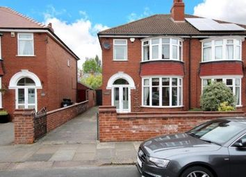 Thumbnail 3 bed semi-detached house for sale in Welbeck Road, Doncaster