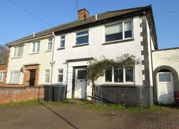 3 bed semi-detached house for sale in Fletcher Road, Burbage, Hinckley LE10