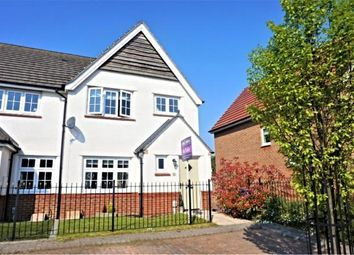 Thumbnail 3 bed terraced house for sale in Holtby Avenue, Cottingham, East Yorkshire