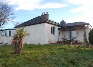 Thumbnail 3 bed semi-detached bungalow for sale in West Cottage, Chapelton, Kirkcudbright