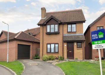 Thumbnail 3 bedroom detached house for sale in Spicer Way, Chard