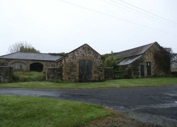 Thumbnail 8 bed barn conversion for sale in Alnwick