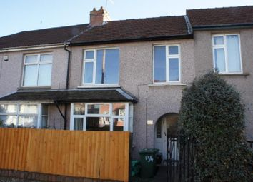 Thumbnail 4 bed terraced house to rent in Northville Road, Horfield