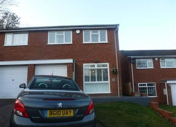 Thumbnail 3 bedroom property to rent in St Nicholas Walk, Curdworth, Sutton Coldfield