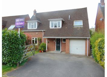 Thumbnail 4 bed detached house for sale in South Maundin, High Wycombe