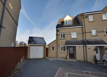 Thumbnail 3 bed end terrace house for sale in Brander Close, Bradford, West Yorkshire