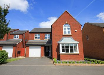 4 bed detached house for sale in Steetley Drive, St Helens WA9