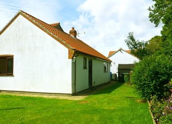 Thumbnail 1 bed bungalow to rent in Colegate End Road, Pulham Market