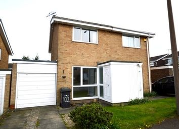 Thumbnail 2 bed semi-detached house to rent in Coniston Road, Dronfield Woodhouse