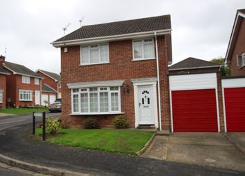 Thumbnail 3 bed detached house to rent in Monarch Close, Waterlooville