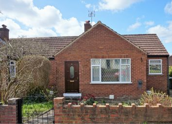 Thumbnail 1 bed semi-detached bungalow for sale in Woodway Drive, Leeds