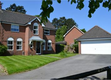 Thumbnail 4 bed detached house for sale in Hayward Close, Walkington