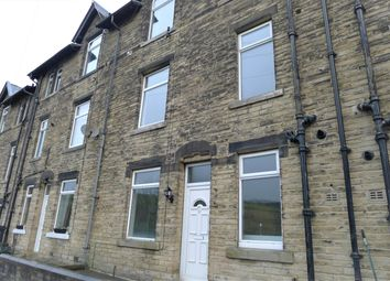 Thumbnail 2 bed terraced house to rent in Rose Place, Luddendenfoot, Halifax