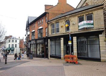 Thumbnail Retail premises to let in 19 Market Street, Nottinghamshire, Mansfield, Nottinghamshire