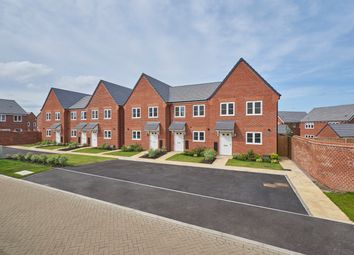 Thumbnail 3 bed end terrace house for sale in Lloyd Jones Road, Haslington, Crewe