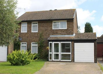 Thumbnail 4 bed link-detached house to rent in Bluebell Close, Horsham