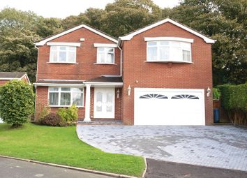 Thumbnail 5 bed detached house for sale in Woodlands, 6 Beck Grove, Shaw, Oldham