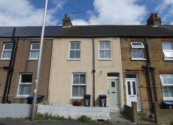 Thumbnail 3 bed terraced house to rent in Church Road, Margate