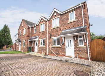 Thumbnail 2 bed semi-detached house for sale in Thornwood Close, Rotherham