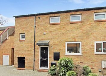 Thumbnail 3 bed terraced house for sale in Leven Walk, Brickhill, Bedfordshire