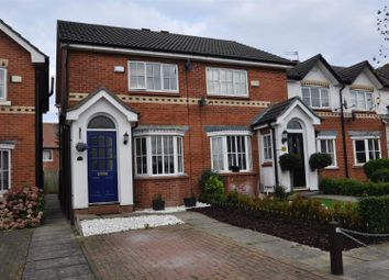 Thumbnail 2 bed mews house for sale in Silver Birches, Denton, Manchester