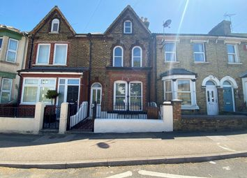 Thumbnail 4 bed terraced house for sale in Marlborough Road, Gillingham