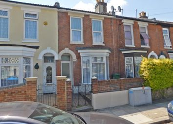 Thumbnail 3 bedroom terraced house for sale in Powerscourt Road, Portsmouth