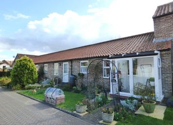 Thumbnail 1 bedroom bungalow for sale in Smithy Yard, Wragby, Market Rasen, Lincolnshire