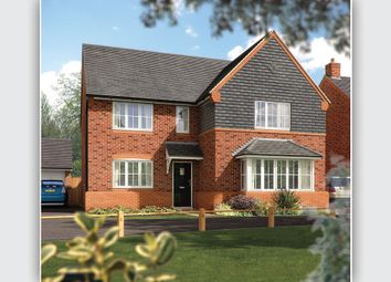 """Thumbnail 5 bed detached house for sale in """"The Arundel"""" at Trentlea Way, Sandbach"""
