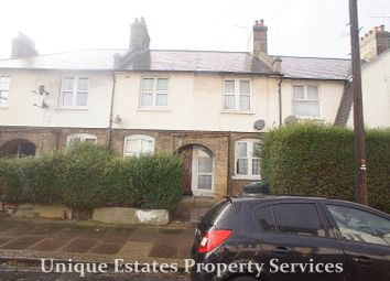 Thumbnail 3 bed terraced house to rent in Siward Road, London