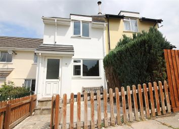 Thumbnail 2 bedroom terraced house for sale in Furze Park Road, Bratton Fleming, Barnstaple