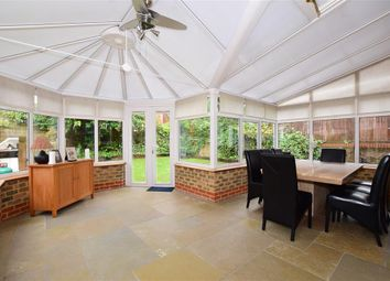 Thumbnail 6 bed detached house for sale in Christopher Bushell Way, Kennington, Ashford, Kent
